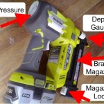 How To Use an Electric Brad Nailer