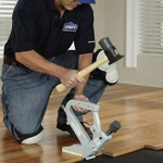 Can I Use a Nail Gun to Install a Hardwood Floor?