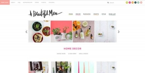 A Beautiful Mess - diy blogs
