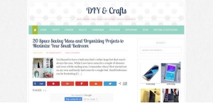 DIY and Crafts - DIY blogs