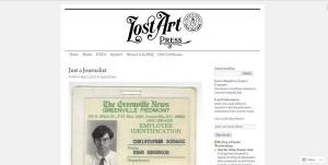 Lost Art Press