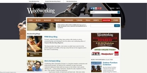 Popular Woodworking Blog - top woodworking blogs