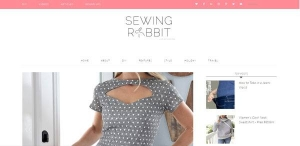 The Sewing Rabbit