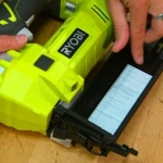 How to load a nail gun for common brands of nailer