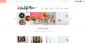 A Beautiful Mess - diy blogs