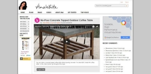 Ana White's Blog - top woodworking blogs