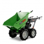 power wheel barrows