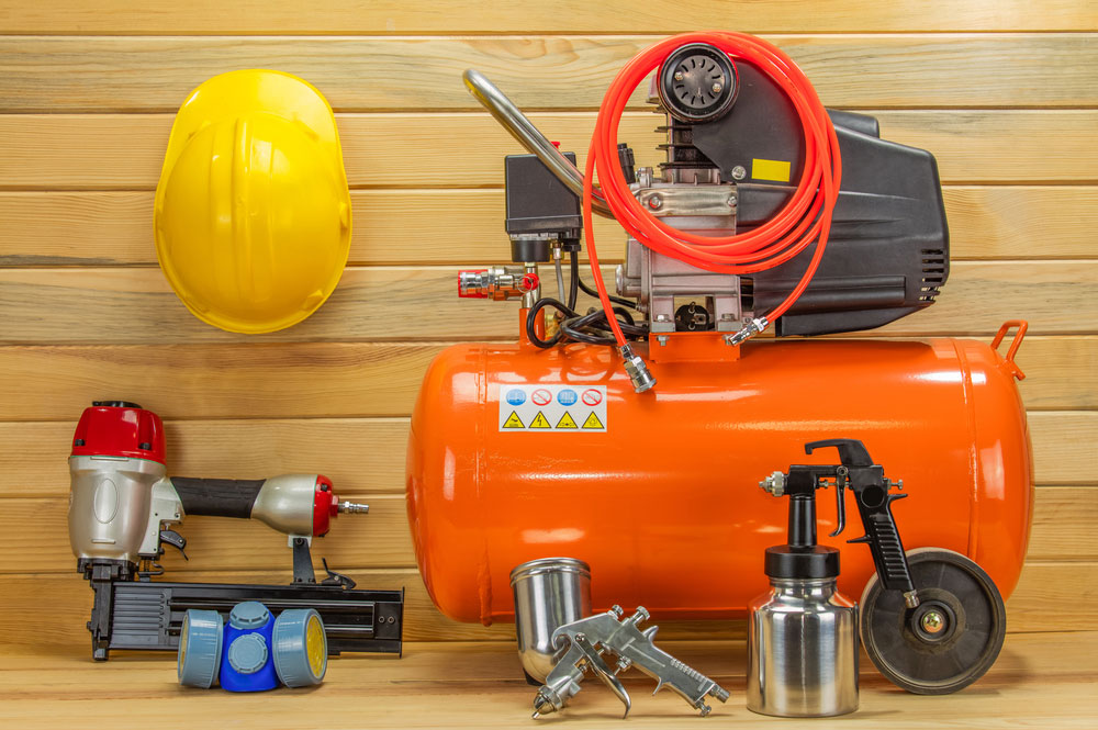 Top 5 Best Air Compressor For Nail Guns Of 2019 Reviews