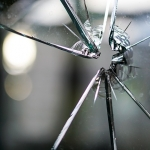 how to fix a cracked window glass